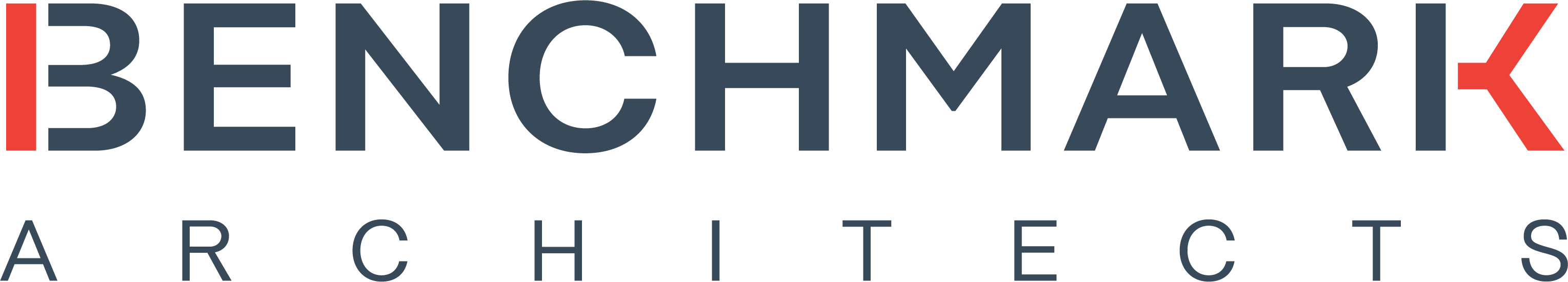 Benchmark Architects Logo XXL