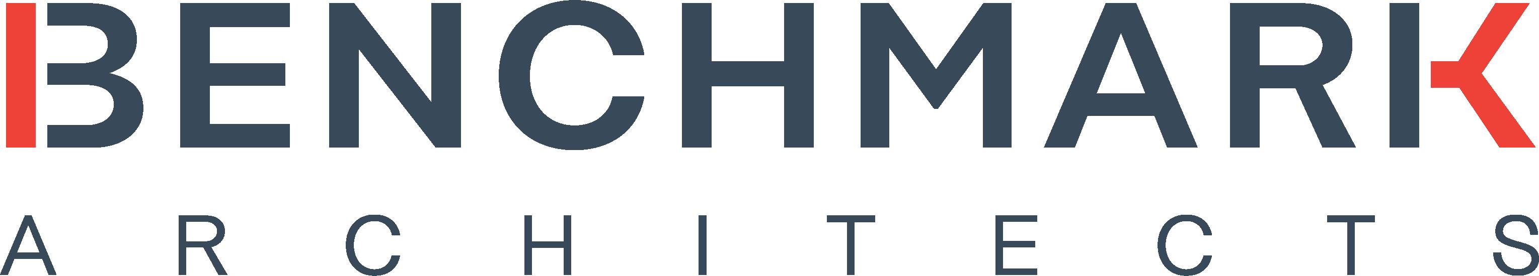 Benchmark Architects Logo XXL